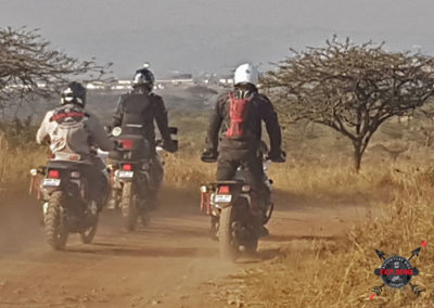 Adventure Bikes Tala Game Reserve