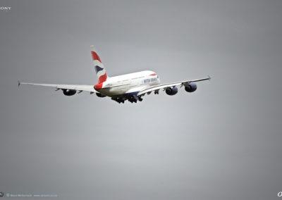 BAA Airbus a380